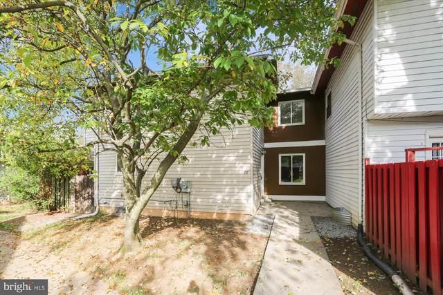 78 Nina Court #208, GAITHERSBURG, MD 20877 (#MDMC728144) :: Revol Real Estate