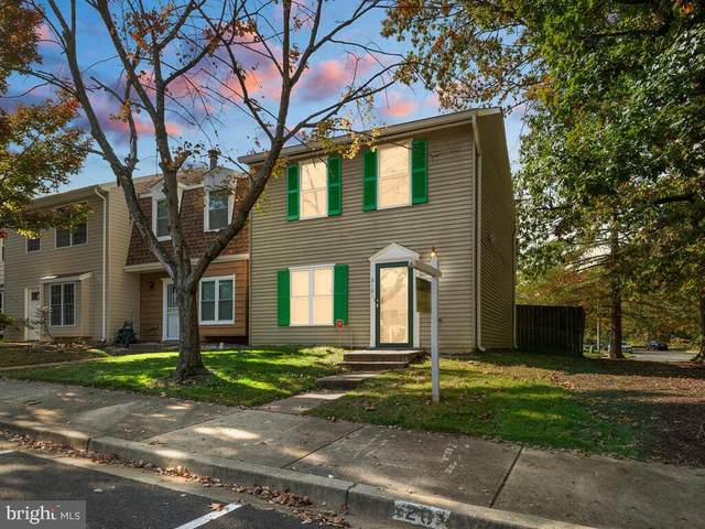 6101 Hil Mar Drive, DISTRICT HEIGHTS, MD 20747 (#MDPG583032) :: Gail Nyman Group