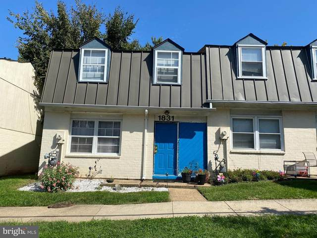 1831 Village Green Drive X-141, LANDOVER, MD 20785 (#MDPG583036) :: The Piano Home Group