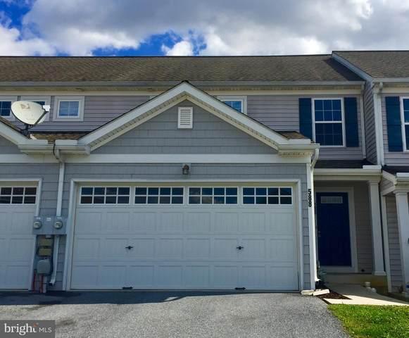 588 Fox Ridge Lane, LEBANON, PA 17042 (#PALN116038) :: Flinchbaugh & Associates