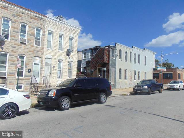 2000 Mchenry Street, BALTIMORE, MD 21223 (#MDBA526338) :: Bic DeCaro & Associates