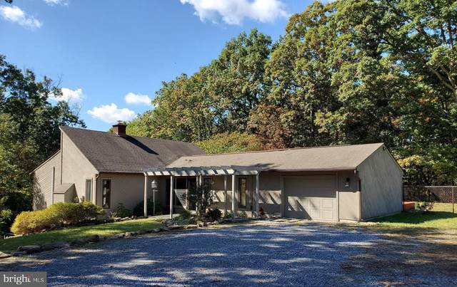 4695 DRY RUN RD Dry Run Road, HEDGESVILLE, WV 25427 (#WVBE180798) :: Bruce & Tanya and Associates