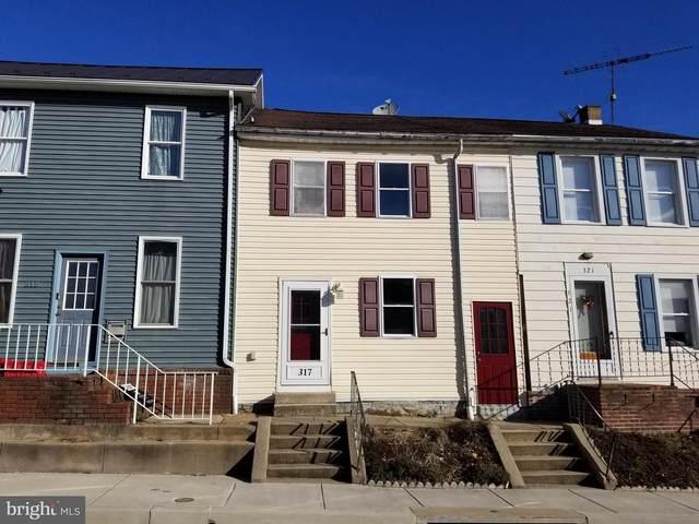 317 E Main Street, EMMITSBURG, MD 21727 (#MDFR271660) :: Bic DeCaro & Associates