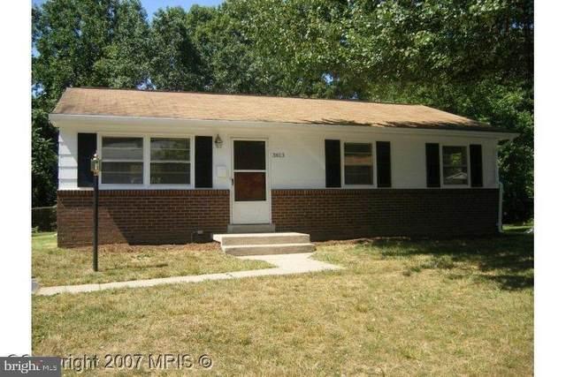 3813 Corona Lane, WOODBRIDGE, VA 22193 (#VAPW506108) :: Certificate Homes
