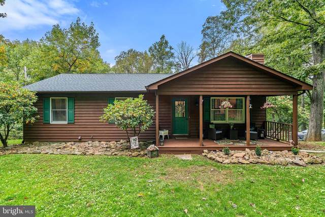 194 Hickory Nut Road, LINDEN, VA 22642 (#VAWR141646) :: The Piano Home Group