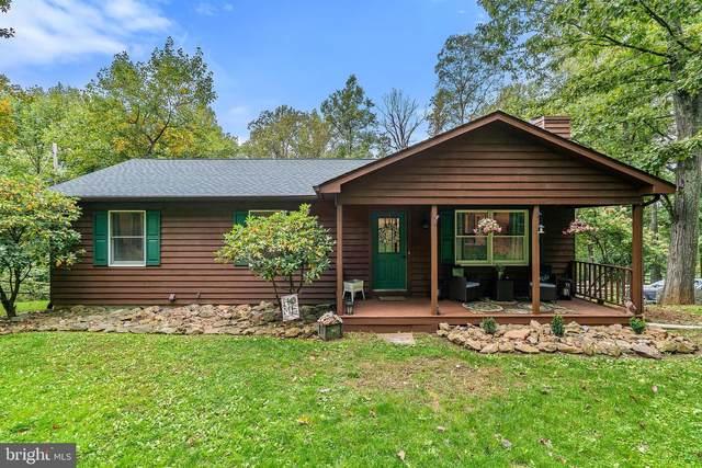 194 Hickory Nut Road, LINDEN, VA 22642 (#VAWR141646) :: Blackwell Real Estate
