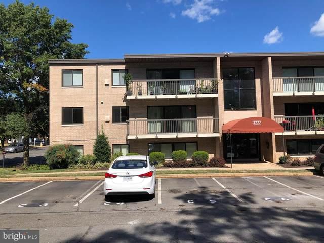 3222 S 28TH Street #301, ALEXANDRIA, VA 22302 (#VAAX251694) :: Fairfax Realty of Tysons