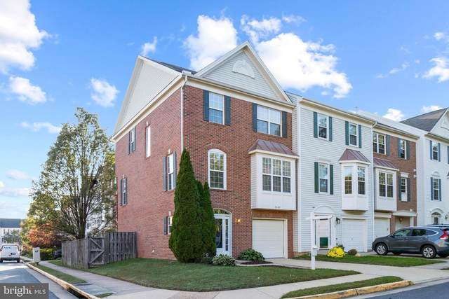 2452 Mountain Mill Place, HERNDON, VA 20171 (#VAFX1158814) :: Tom & Cindy and Associates