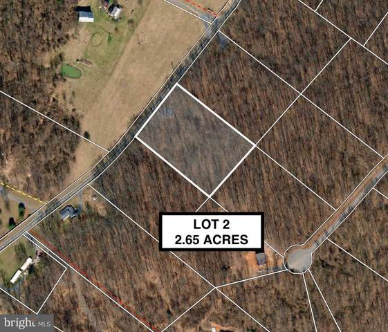 Lot 2 Back Creek Valley Road, HEDGESVILLE, WV 25427 (#WVBE180818) :: Lee Tessier Team