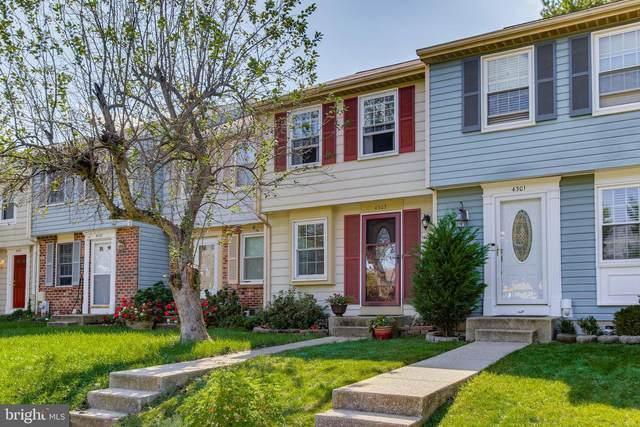 4303 Leatherwood Terrace, BURTONSVILLE, MD 20866 (#MDMC728266) :: The MD Home Team