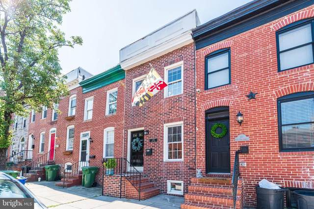 109 E Fort Avenue, BALTIMORE, MD 21230 (#MDBA526426) :: The Maryland Group of Long & Foster Real Estate