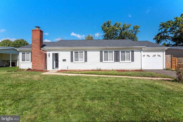 6612 Custer Street, SPRINGFIELD, VA 22150 (#VAFX1158888) :: Blackwell Real Estate