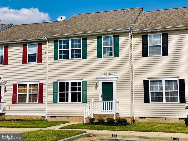 8186 June Way #802, EASTON, MD 21601 (#MDTA139416) :: RE/MAX Coast and Country