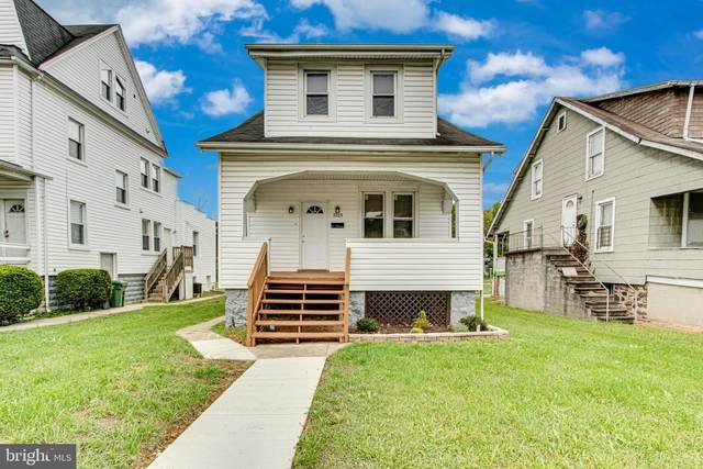 5115 Liberty Heights Avenue, BALTIMORE, MD 21207 (#MDBA526446) :: SP Home Team
