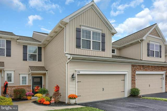 1716 Haralson Drive, MECHANICSBURG, PA 17055 (#PACB128476) :: John Smith Real Estate Group