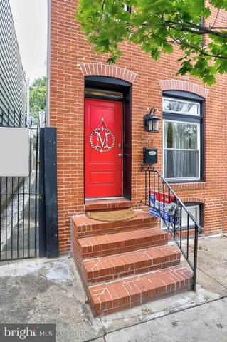 321 S Collington Avenue, BALTIMORE, MD 21231 (#MDBA526454) :: Jennifer Mack Properties