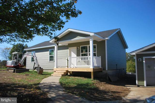 2857 Sulpher Springs Rd, INWOOD, WV 25428 (#WVBE180826) :: The MD Home Team
