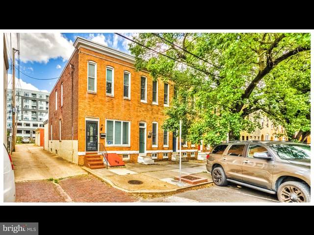 1474 Woodall Street, BALTIMORE, MD 21230 (#MDBA526464) :: New Home Team of Maryland