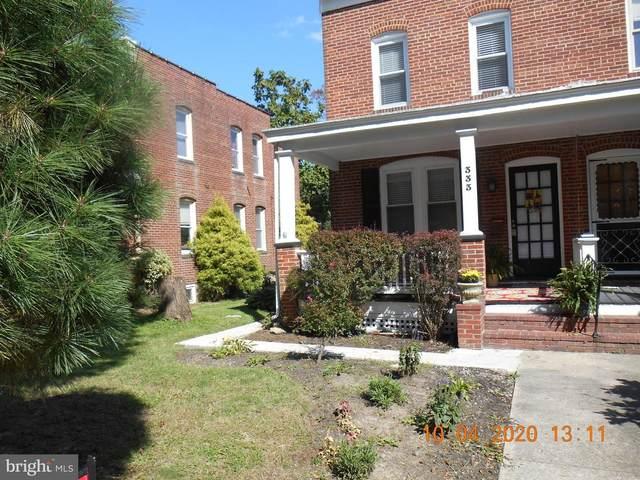 333 N Bradford Street, DOVER, DE 19904 (#DEKT242412) :: Certificate Homes