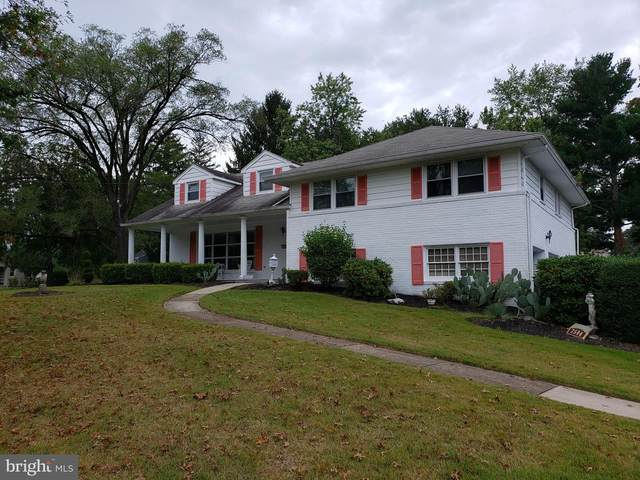 2500 Salem Drive, CINNAMINSON, NJ 08077 (#NJBL383152) :: Holloway Real Estate Group