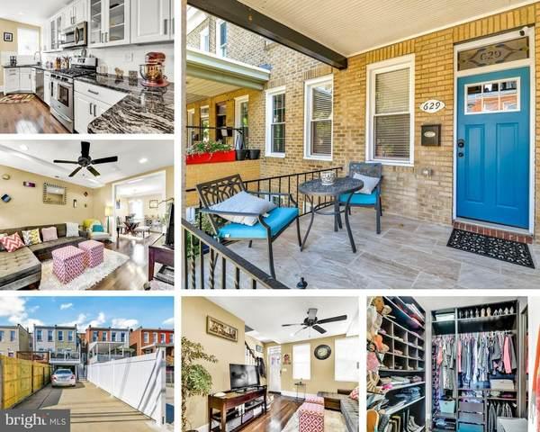 629 Grundy Street, BALTIMORE, MD 21224 (#MDBA526478) :: Jennifer Mack Properties