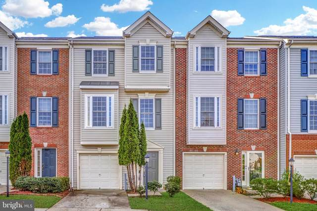 8906 Brewer Creek Place, MANASSAS, VA 20109 (#VAPW506210) :: The Schiff Home Team