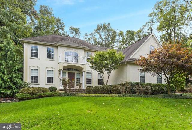 2 Forrest Court, MOUNT LAUREL, NJ 08054 (#NJBL383178) :: Nexthome Force Realty Partners