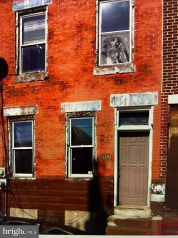 1309 W Clearfield Street, PHILADELPHIA, PA 19132 (#PAPH941228) :: ExecuHome Realty