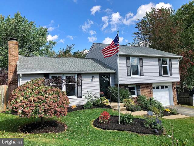 1533-A Andover Lane, FREDERICK, MD 21702 (#MDFR271742) :: SURE Sales Group
