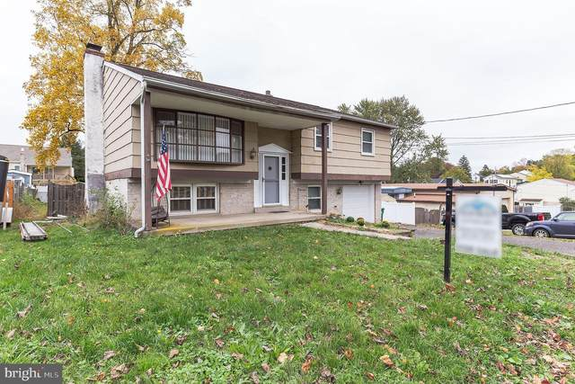 4851 Magnolia Avenue, FEASTERVILLE TREVOSE, PA 19053 (#PABU508438) :: Blackwell Real Estate