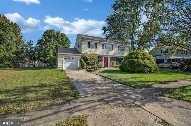 14 Plymouth Drive, MARLTON, NJ 08053 (#NJBL383196) :: Certificate Homes