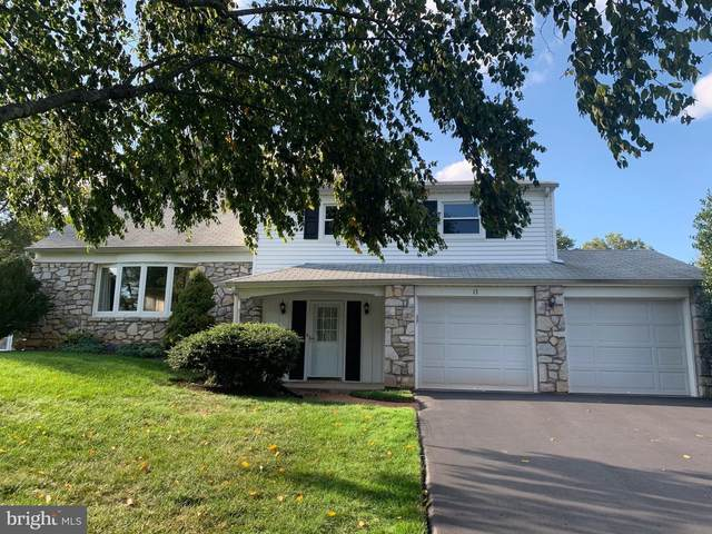 13 Concord Lane, YARDLEY, PA 19067 (#PABU508444) :: Keller Williams Realty - Matt Fetick Team