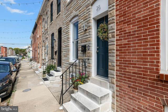 25 N Streeper Street, BALTIMORE, MD 21224 (#MDBA526516) :: The Redux Group
