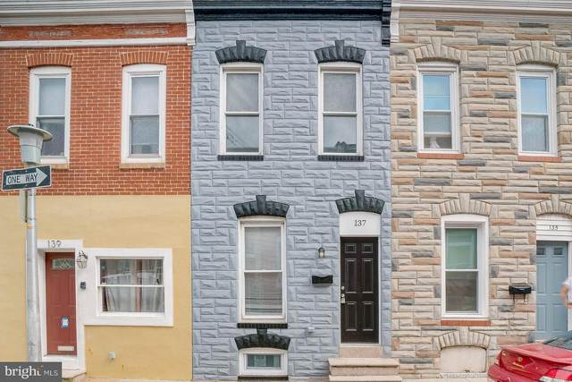 137 N Glover Street, BALTIMORE, MD 21224 (#MDBA526530) :: The Redux Group