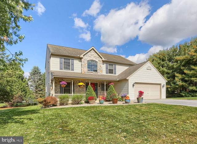 419 E Cherry Street, ELIZABETHTOWN, PA 17022 (#PALA171192) :: The John Kriza Team