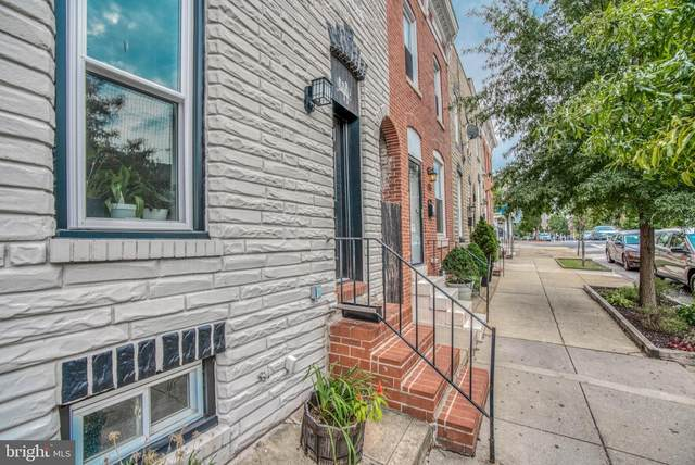 253 S Highland Avenue, BALTIMORE, MD 21224 (#MDBA526552) :: The MD Home Team