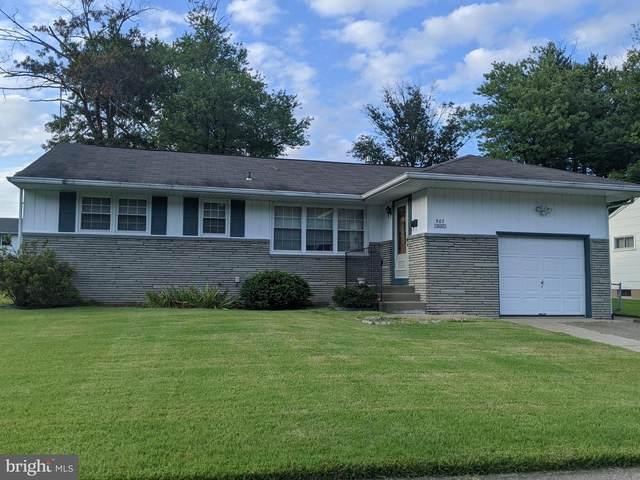 507 Fresno Place, MAGNOLIA, NJ 08049 (#NJCD404066) :: Linda Dale Real Estate Experts