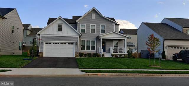 9313 Ambervale Lane, MANASSAS PARK, VA 20111 (#VAPW506266) :: RE/MAX Cornerstone Realty