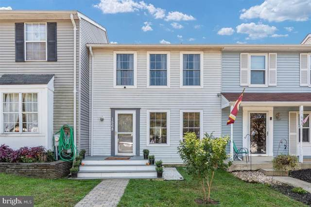 1568 Lodge Pole Court, ANNAPOLIS, MD 21409 (#MDAA448616) :: Blackwell Real Estate