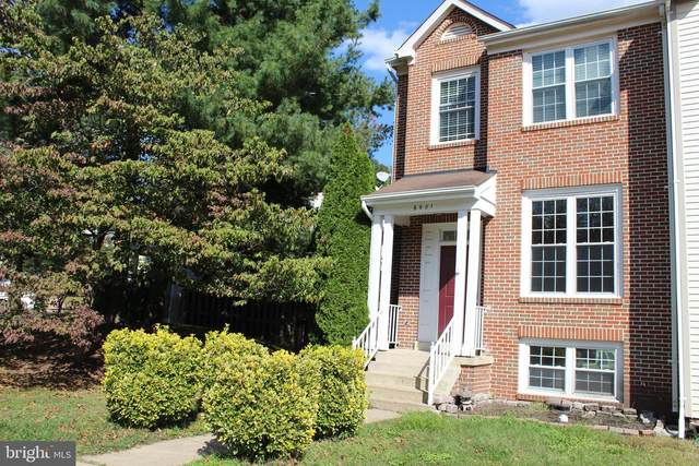 6901 Compton Valley Court, CENTREVILLE, VA 20121 (#VAFX1159152) :: RE/MAX Cornerstone Realty