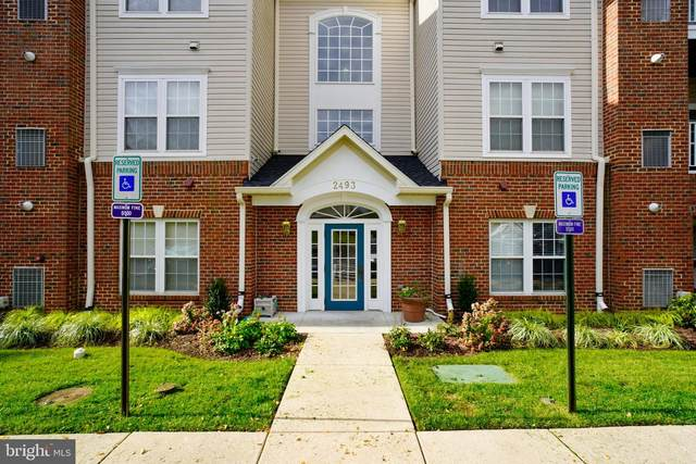 2493 Amber Orchard Court E #302, ODENTON, MD 21113 (#MDAA448658) :: Crossman & Co. Real Estate