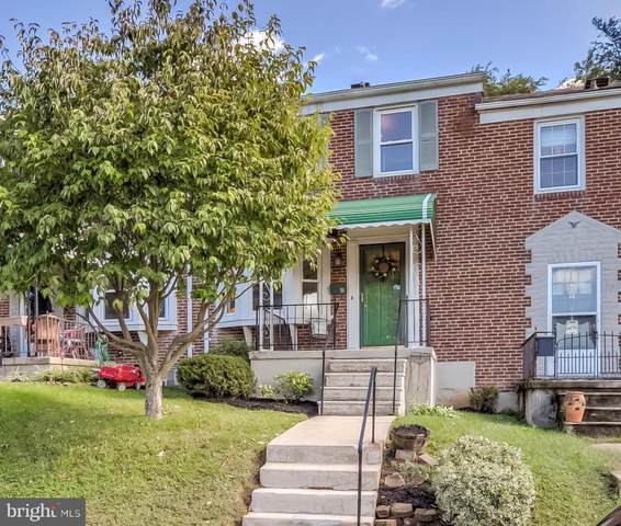 31 Darrow Drive, BALTIMORE, MD 21228 (#MDBC508540) :: Advon Group