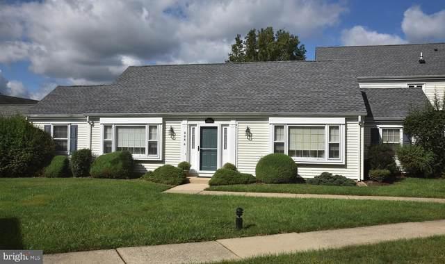 608 Winchester Lane A, MONROE TOWNSHIP, NJ 08831 (#NJMX125230) :: Bob Lucido Team of Keller Williams Integrity