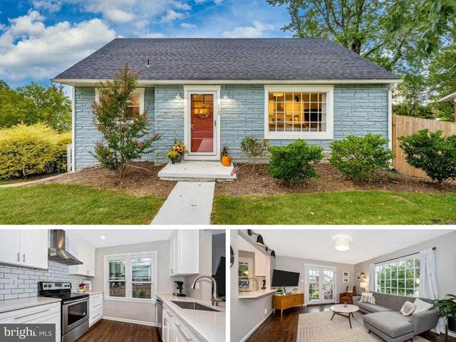 115 Catoctin Avenue, FREDERICK, MD 21701 (#MDFR271788) :: The MD Home Team