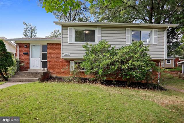 7520 Creighton Drive, COLLEGE PARK, MD 20740 (#MDPG583312) :: Blackwell Real Estate