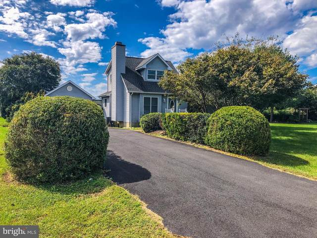 121 Harbinger Drive, LEWES, DE 19958 (#DESU170542) :: Keller Williams Realty - Matt Fetick Team