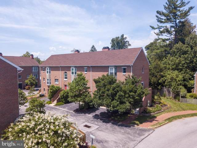 209 E Evans Street #13, WEST CHESTER, PA 19380 (#PACT517942) :: The John Kriza Team