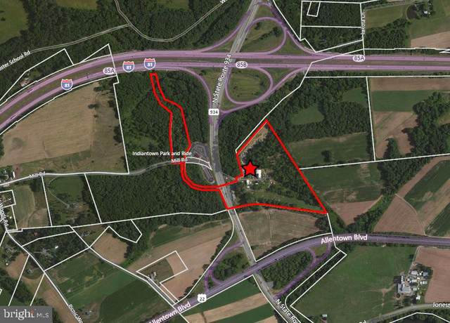 1790 State Route 934 N, ANNVILLE, PA 17003 (#PALN116090) :: Iron Valley Real Estate