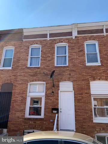 806 N Curley Street, BALTIMORE, MD 21205 (#MDBA526620) :: SURE Sales Group