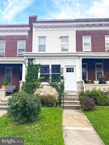 2319 N Longwood Street, BALTIMORE, MD 21216 (#MDBA526624) :: SURE Sales Group